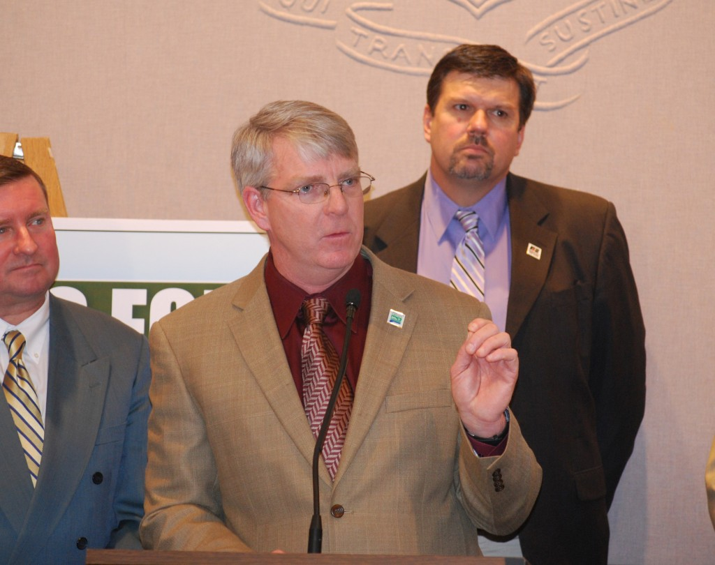 Ackert Joins Colleagues in Call for Committee to focus on Agriculture Issues