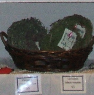 Herb Tribute Wreathes