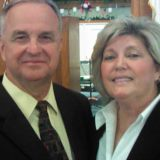 Pastor Riley and Peggy Hamilton