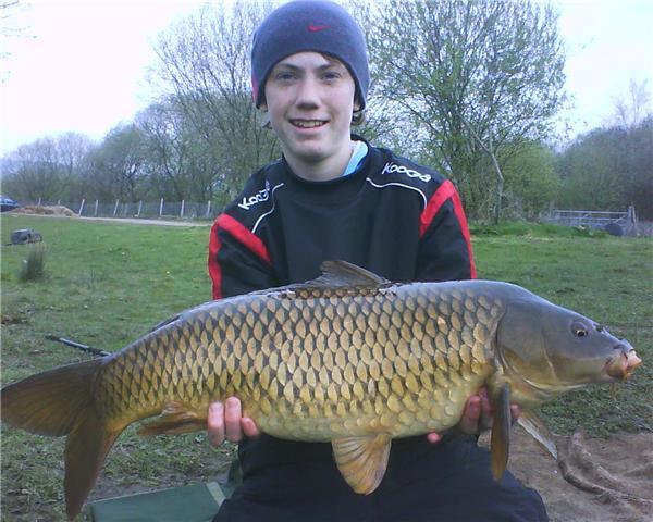 Gavin Davies 15lb Common