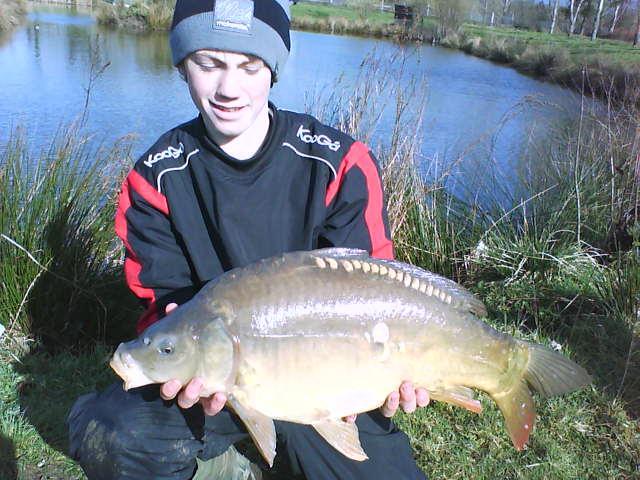 Gavin Davies 12lb3 The Pit