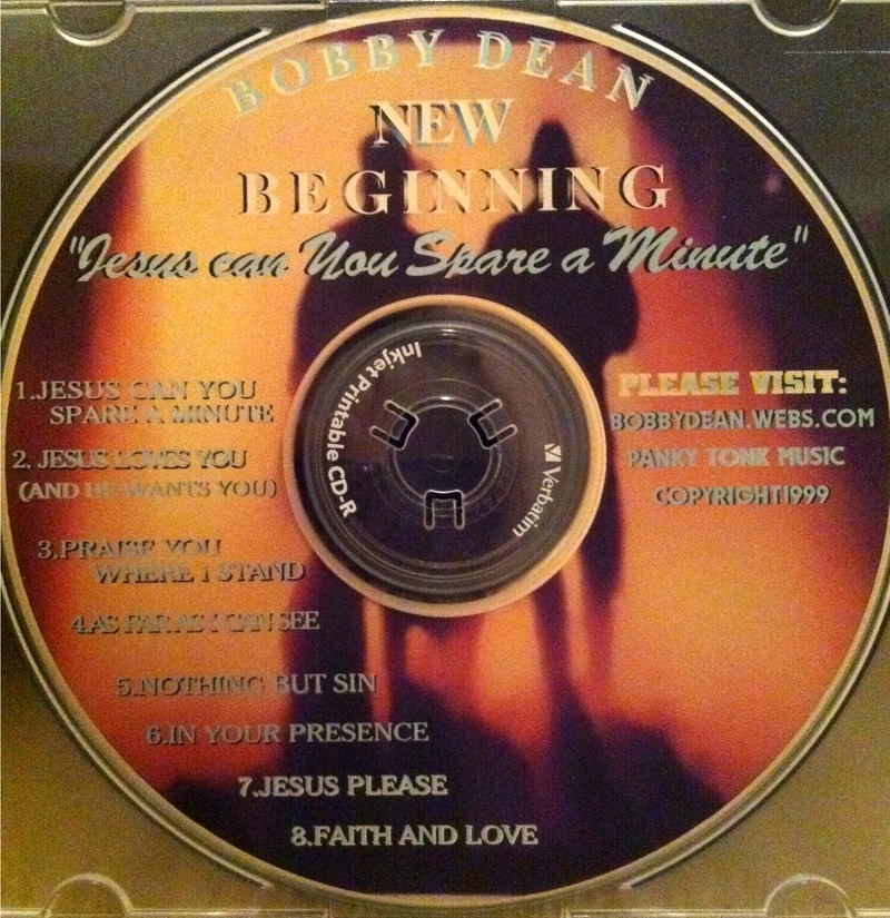 New Beginning Gospel CD