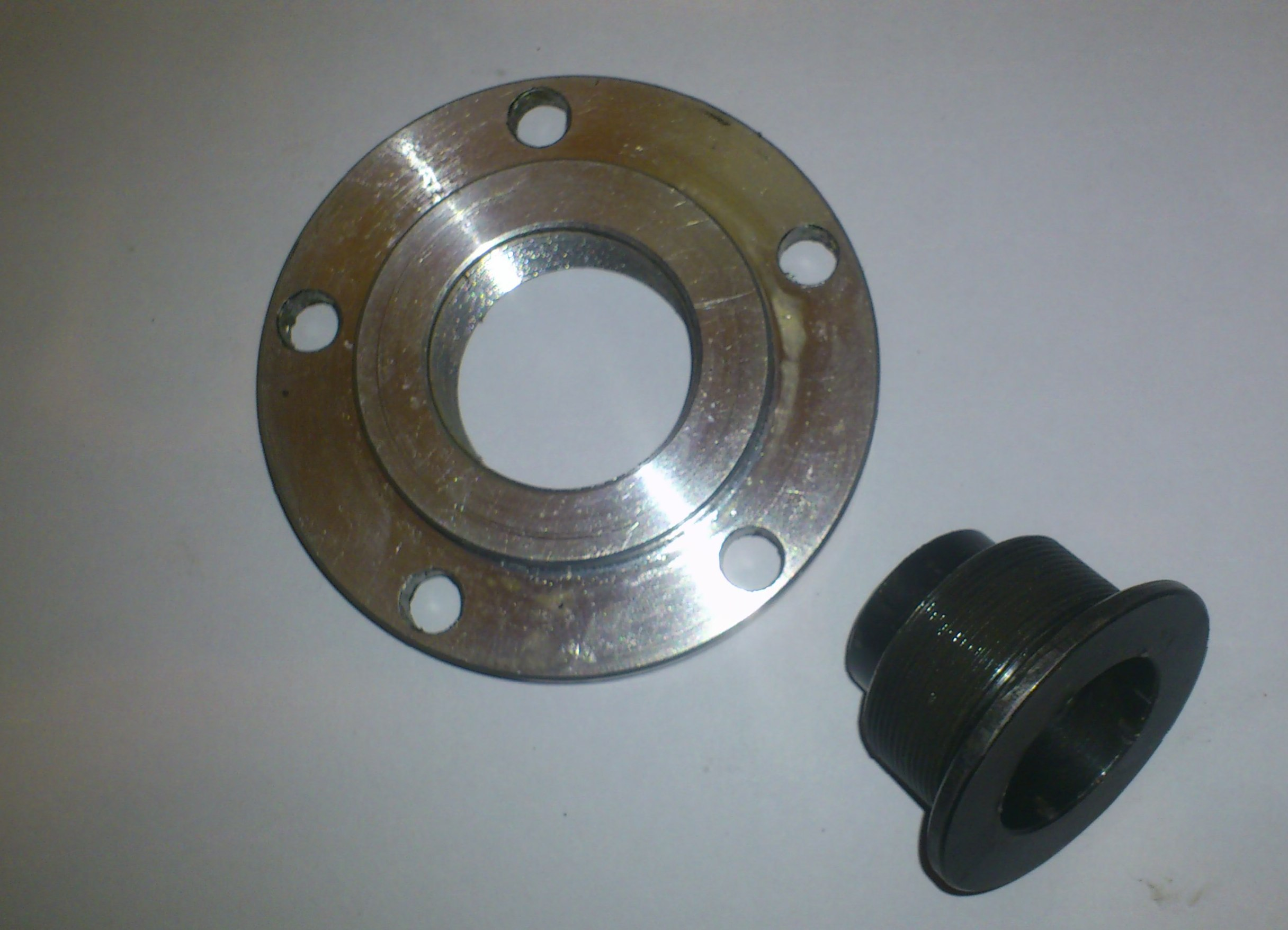 chainring adapter