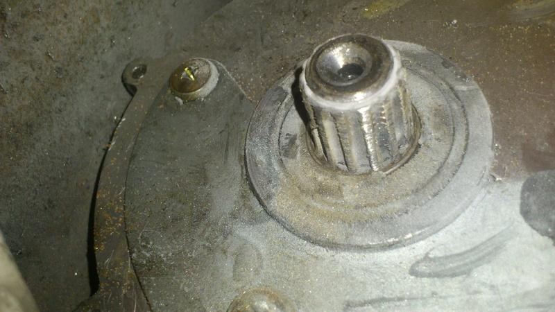 motor shaft matching