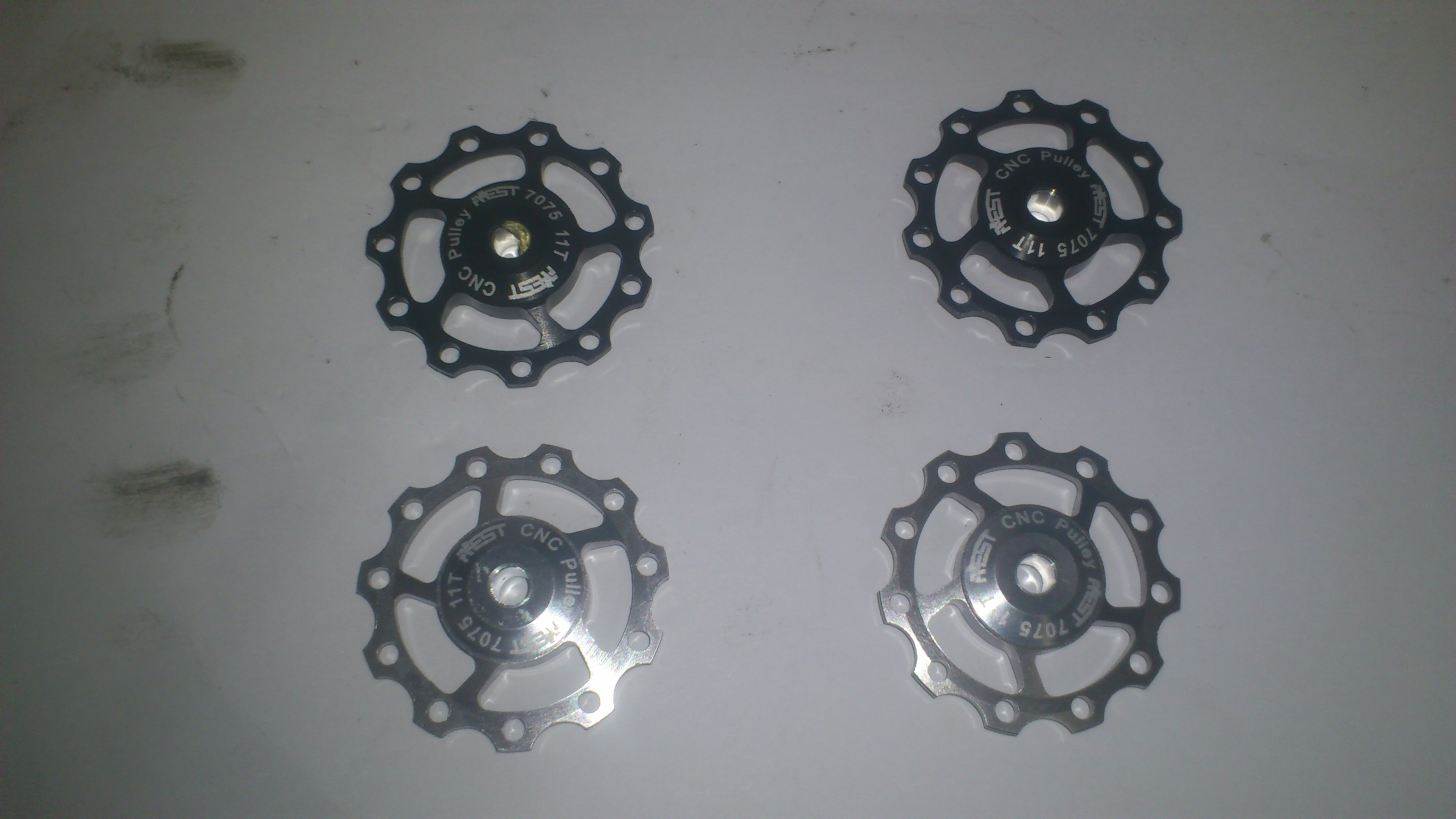 jockey wheel