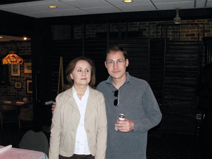 Elaine and Mason