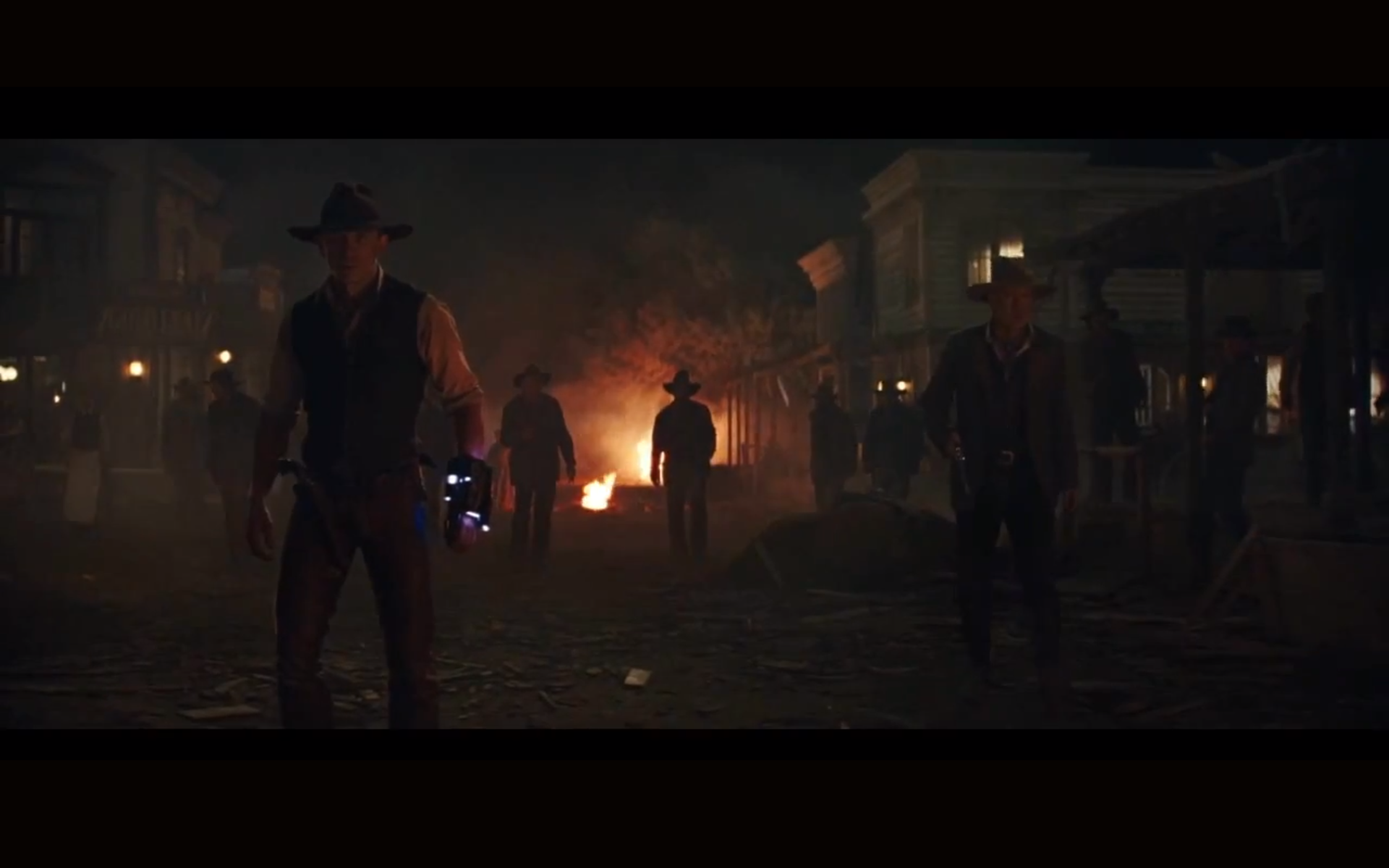 Cowboys and Aliens, Jon Favreau, 2011