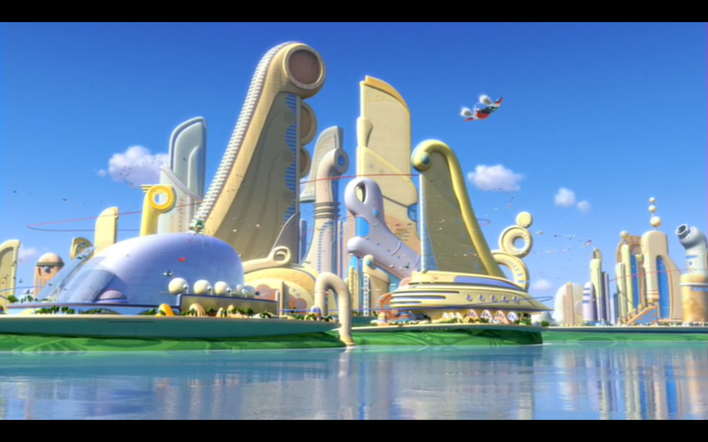 Meet the Robinsons, Stephen J. Anderson, 2007