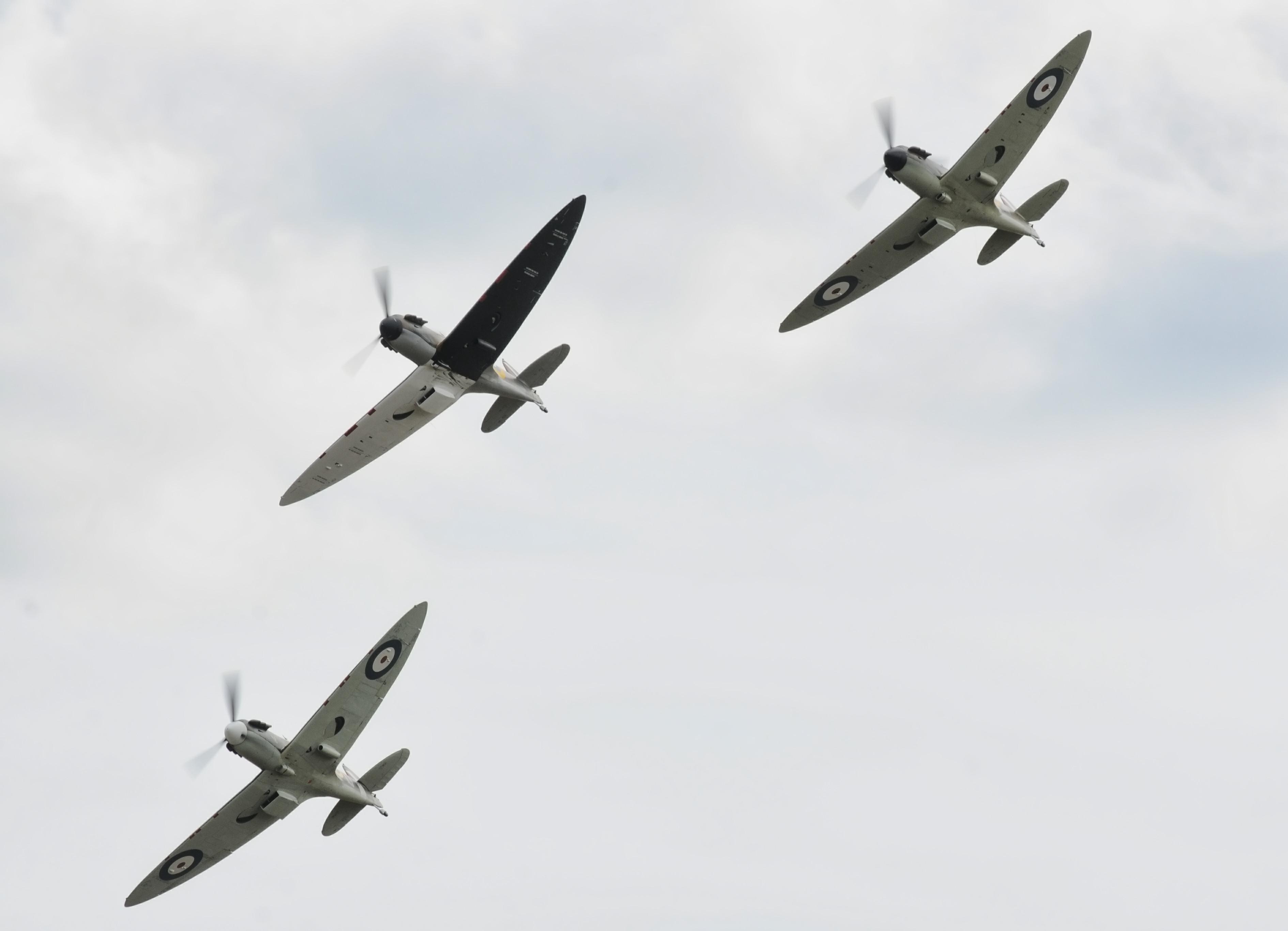 Mk1 Spitfires