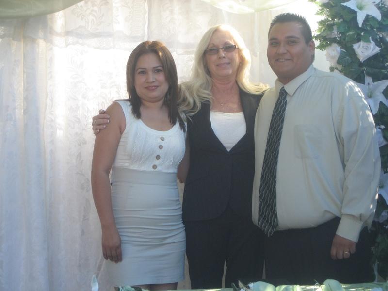 Johana, Me, and Danny