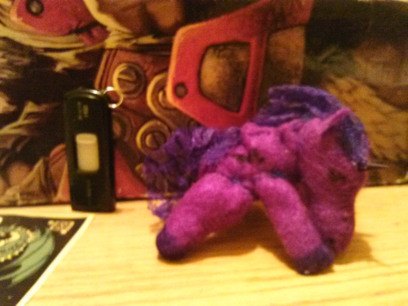 Unicorn Pose 3