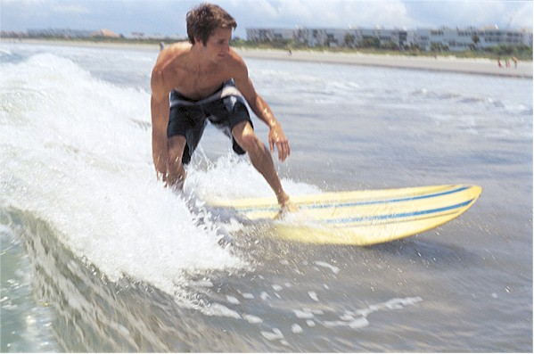 Daytona Beach Surfing