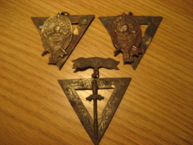 Knights of Pythias metals