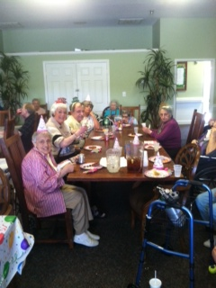 Garden City Resident, Georgia Brigman Turns 108