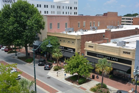 1600 Block of Main Street Renovations