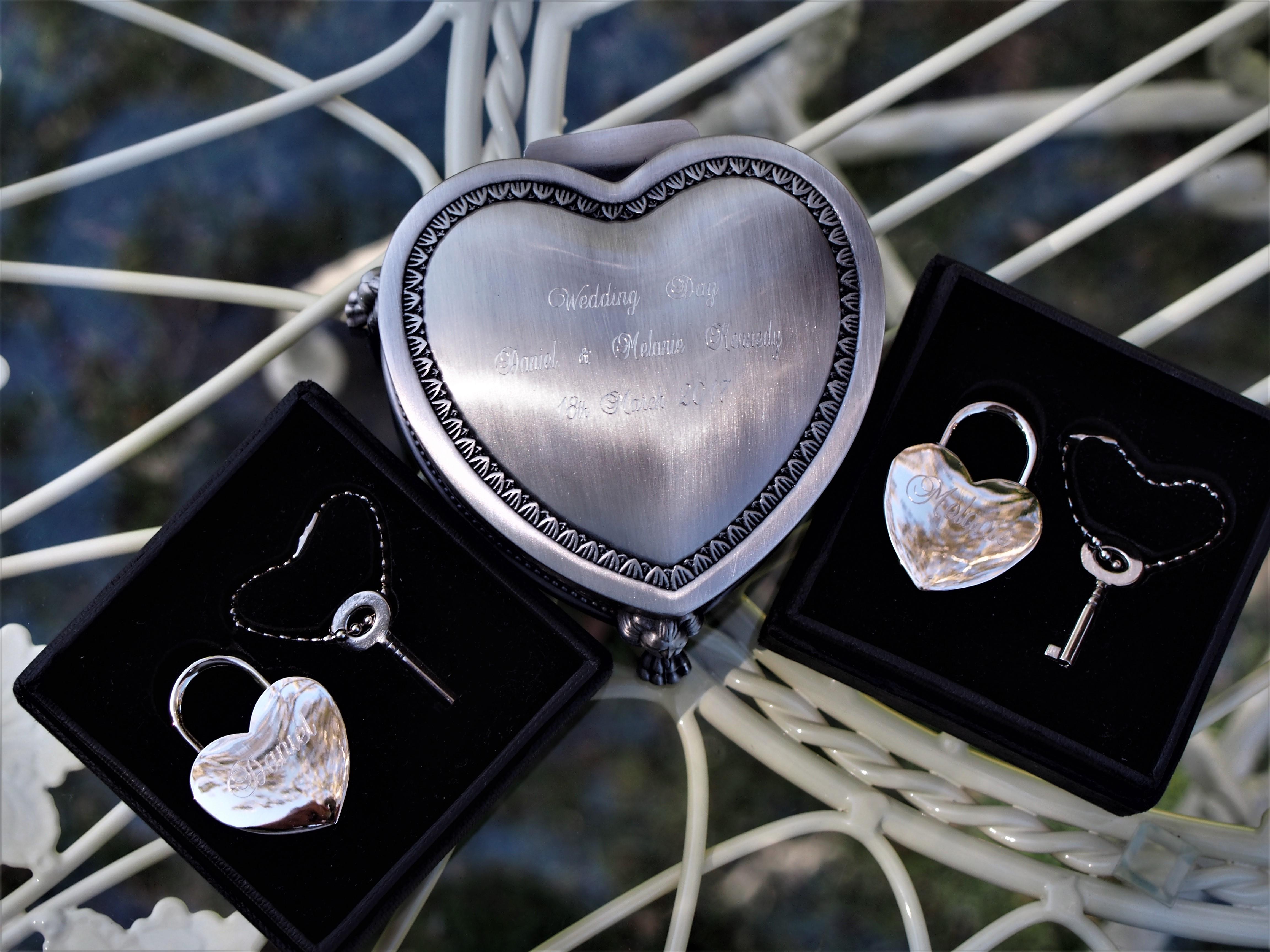 Etain: Heart Locks