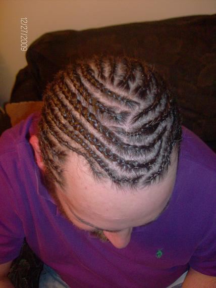 cornrows ponytail hairstyles : Pics Photos - Cornrow Styles For Men Criss Cross Cornrow Styles Men