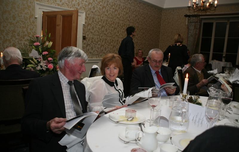 Michael Rogan, Mary O'Hanlon & John O'Hanlon