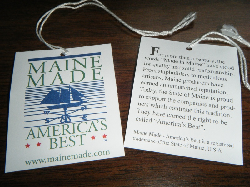 Joined Made in Maine!