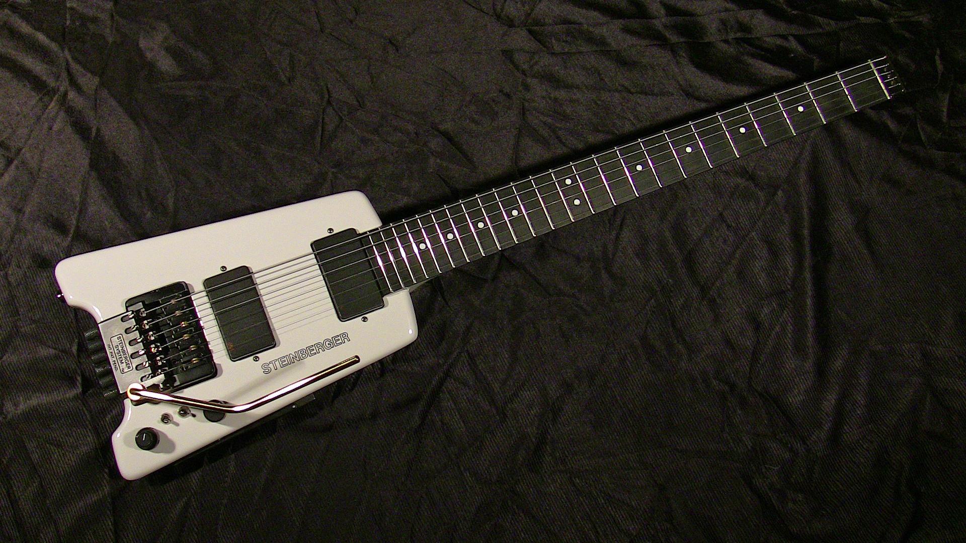 prepared guitar ned steinberger