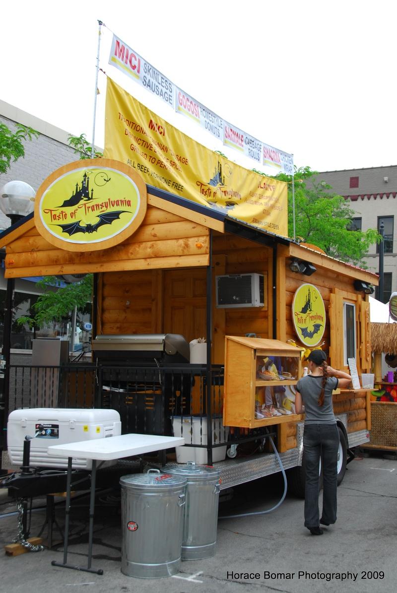 Ann Arbor Art Fair 2009