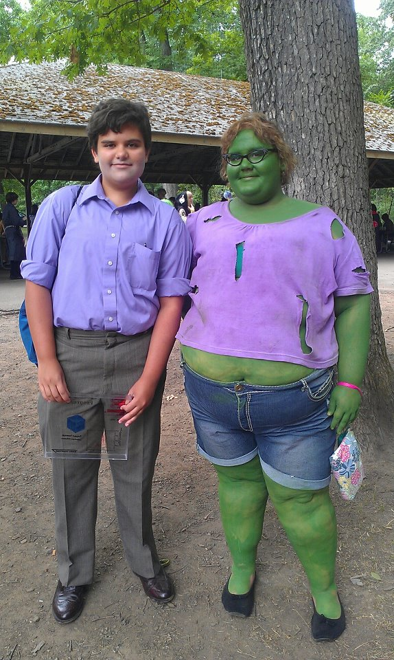 Dr. Banner and The Hulk