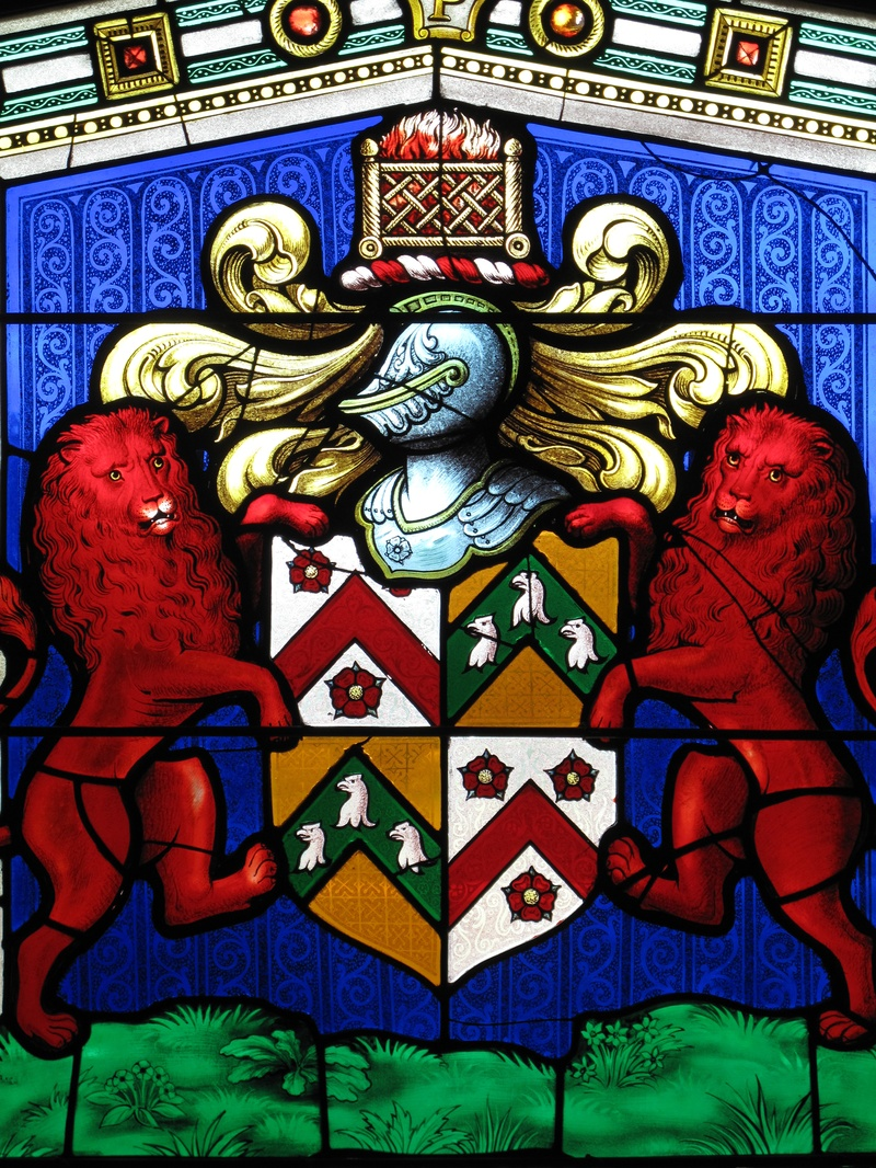 Stained Glass, Montacute House