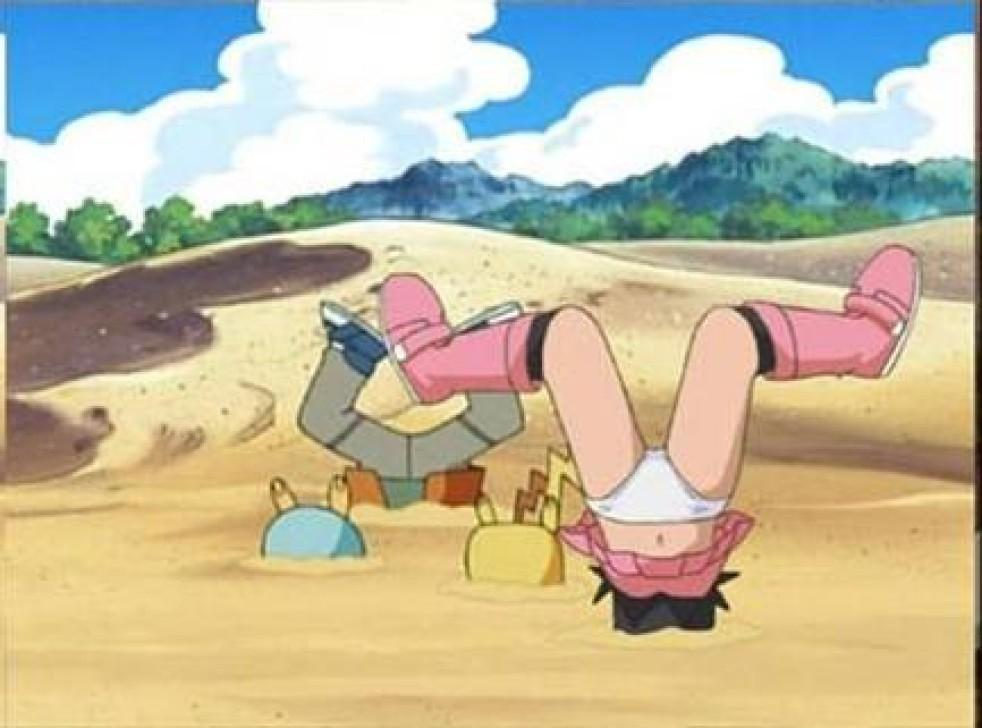 Pokemon Jessie Panties - Sex Porn Images