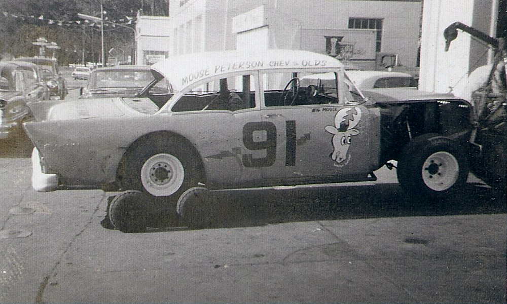 Early Moose Peterson Car