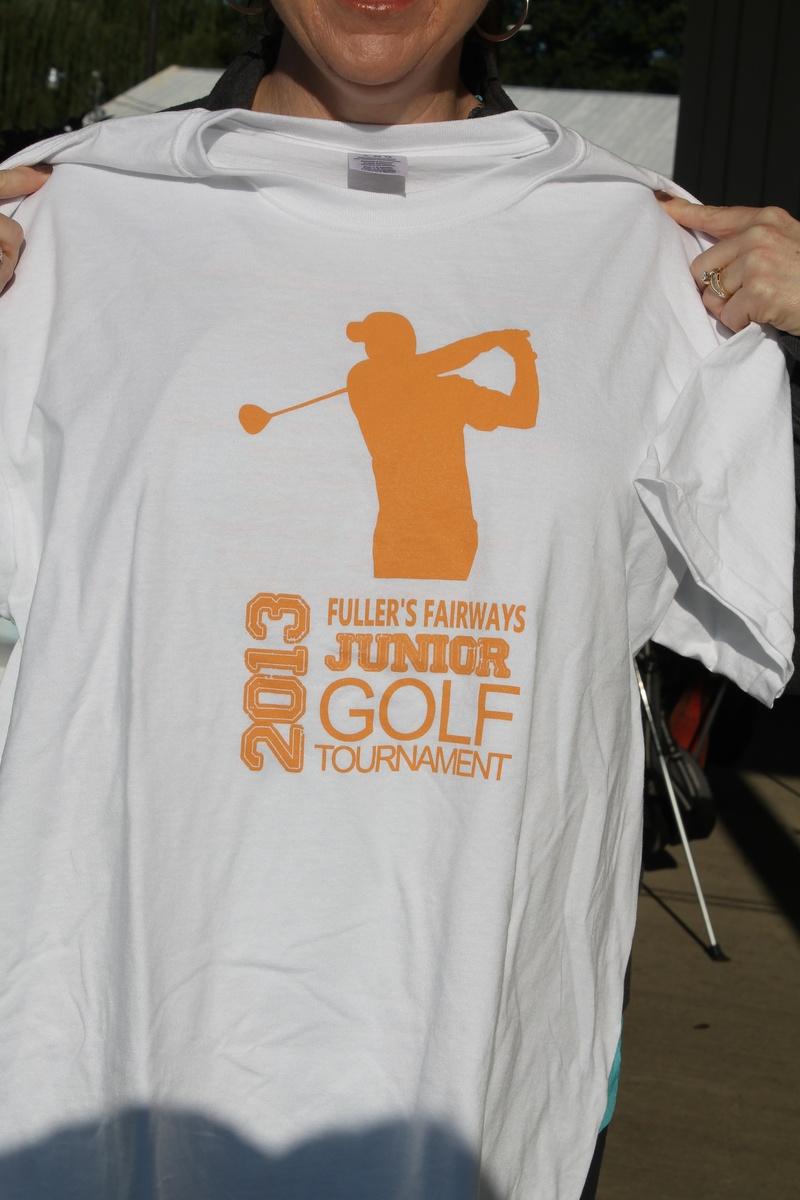 Shirts designed by Dennis  :)