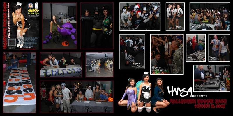 2008-2009 Halloween Party