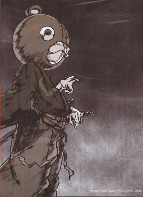 afro samurai wallpaper. Afro Samurai - Anime Kida