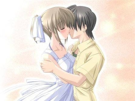 <b>anime love kiss</b>.