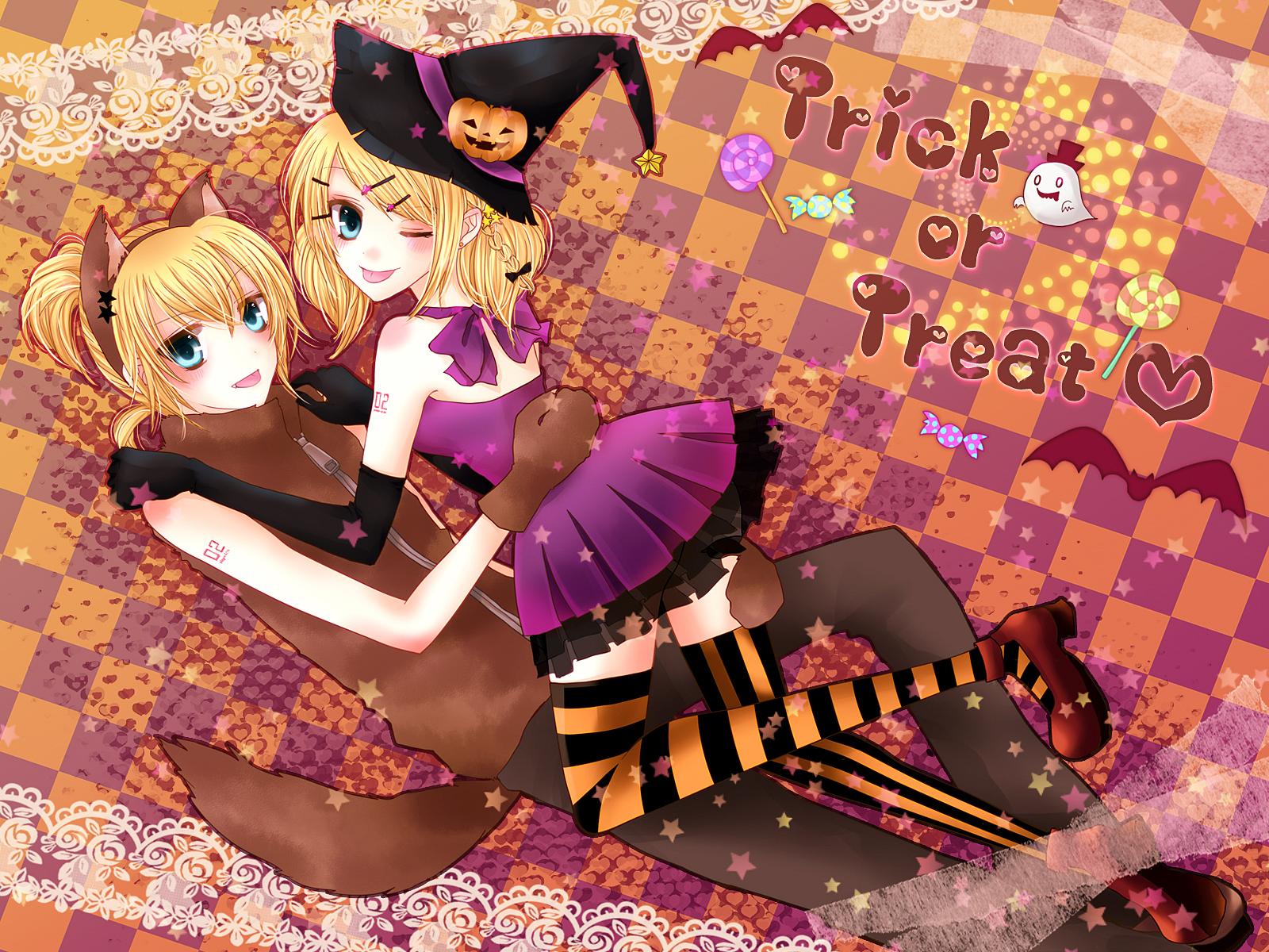 [Imágenes] Halloween al estilo Vocaloid
