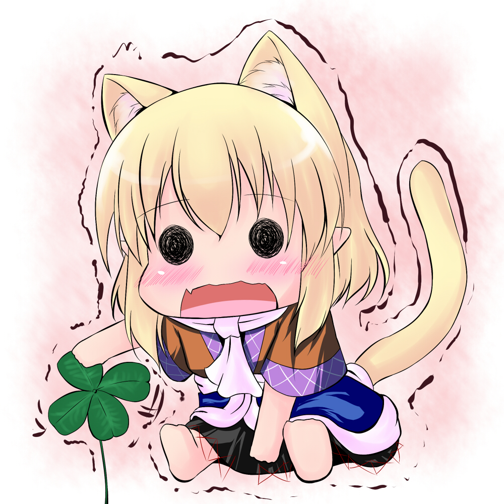 CHibi Neko-chan by Kodokuna-Ran on DeviantArt  |Chibi Anime Neko Girl