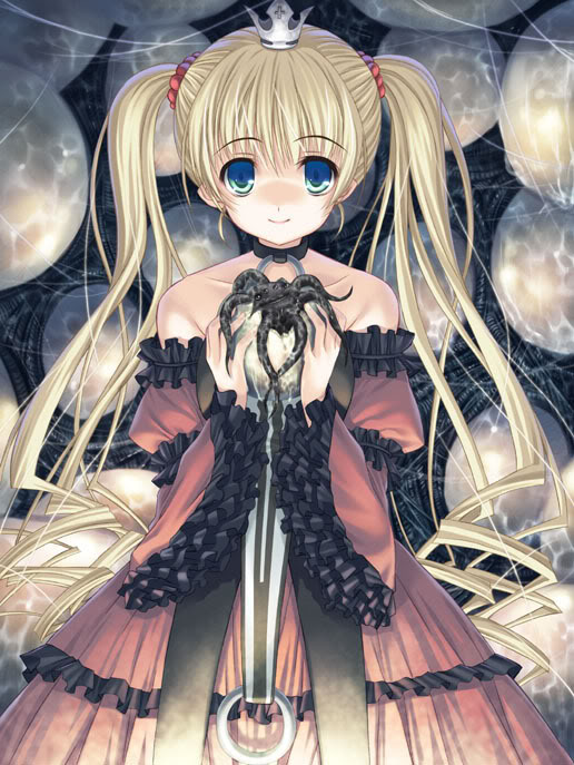 Cute Anime Vampire Girl. Cute Anime Vampire Girl. anime