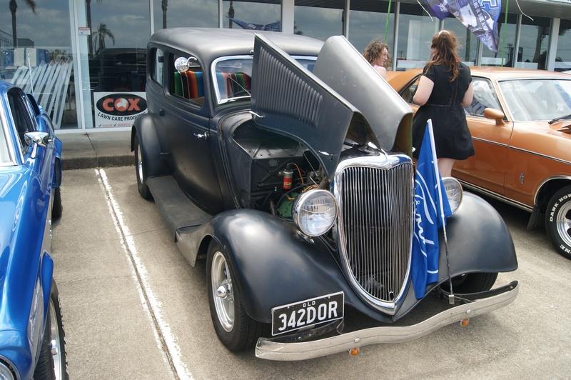 Hervey Bay Spare Parts Car Show 19th Oct DSC01232
