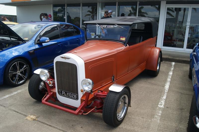 Hervey Bay Spare Parts Car Show 19th Oct DSC01235