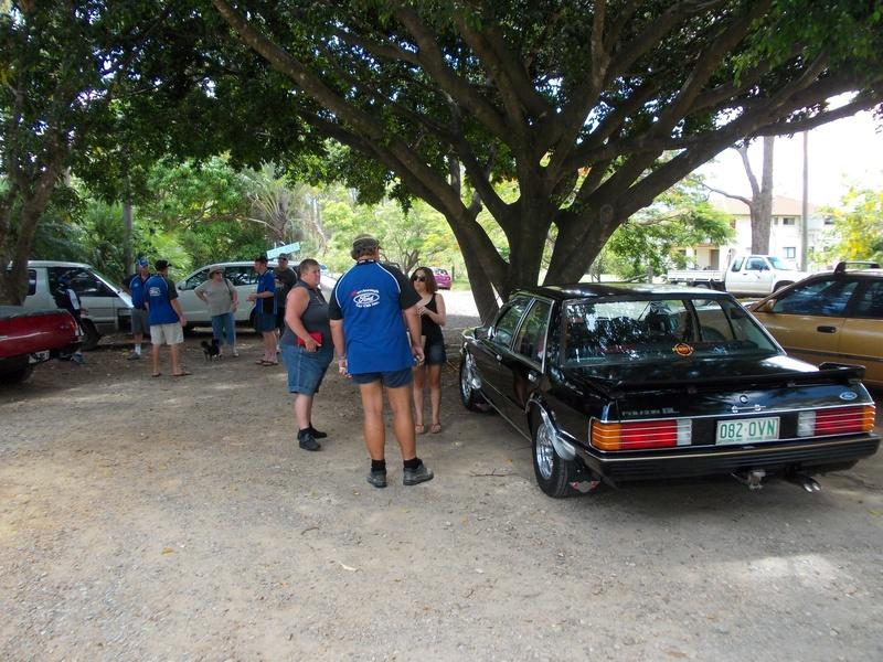 Silky Oak Club Run! DSCN0425