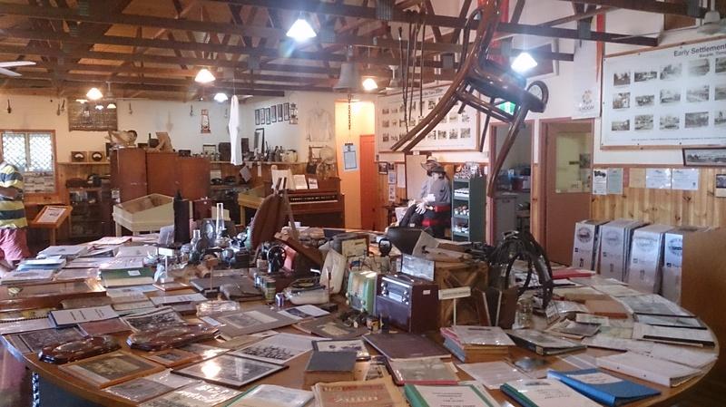 Bauple Museum Run to Kilkivan 27th April  DSC_0523