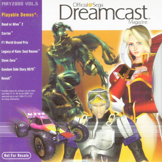 USA Dreamcast Magazine