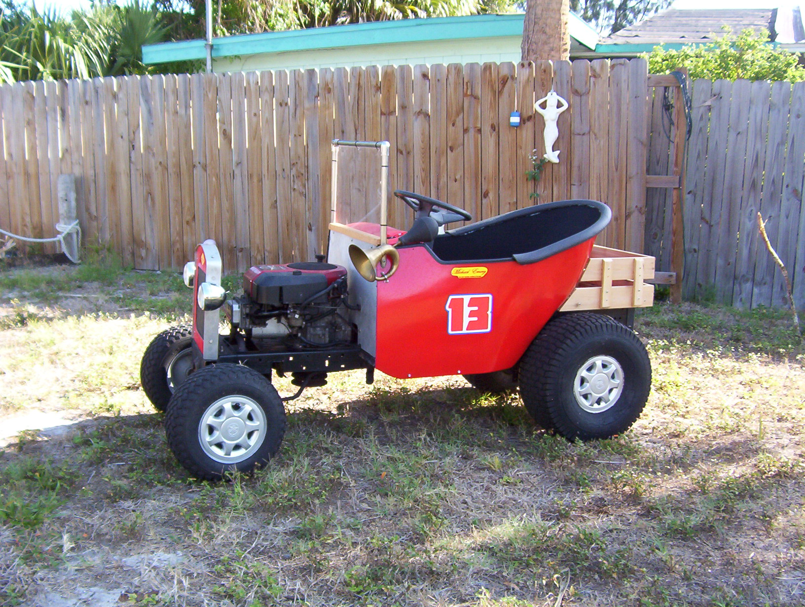 Lawn Tractor Body : Images about wheels on pinterest