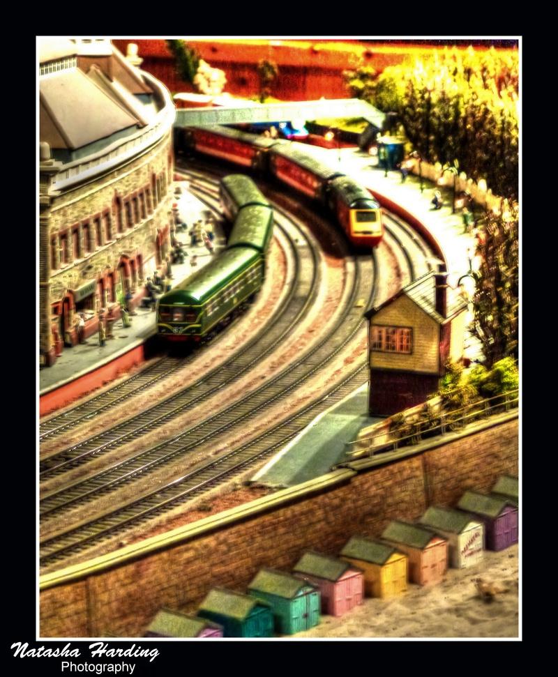 trains again
