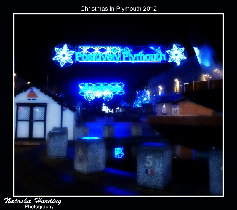 christmas in plymouth