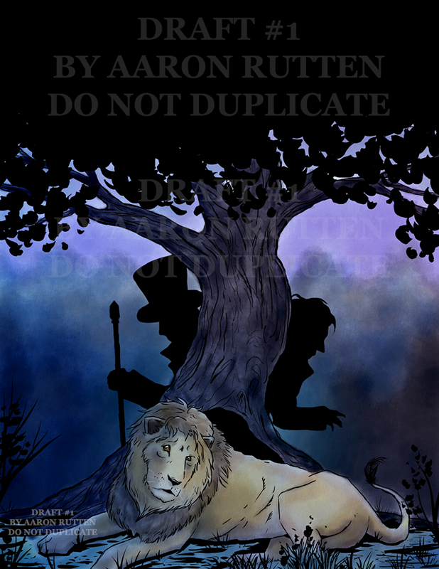Cowardly Lion Cover