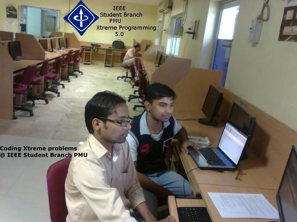IEEEXtreme coding @ IEEE PMU