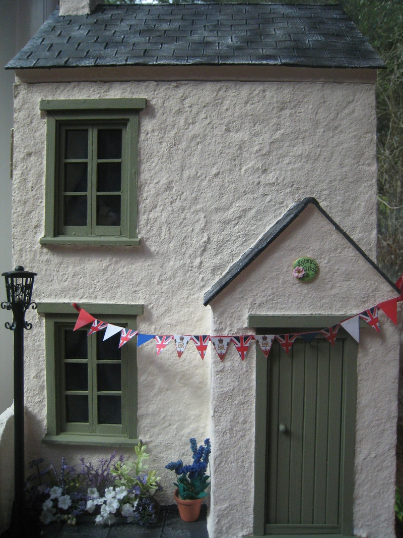 The bunting is out for the Diamond Jubilee