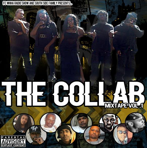 "MIX CD ""The COLLAB"""