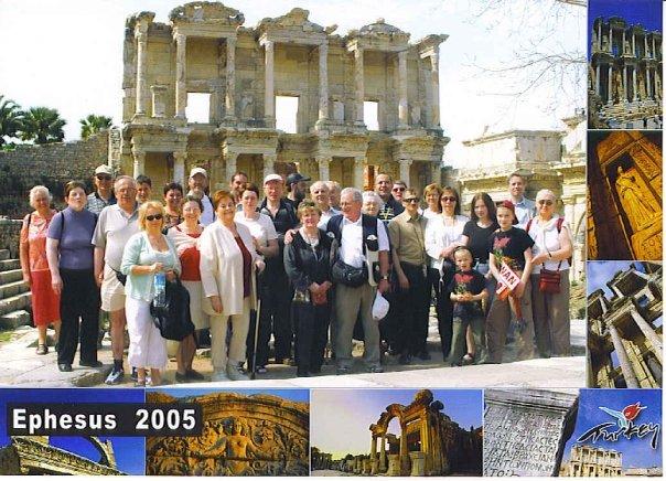 Celsus Biblioteket Efesus