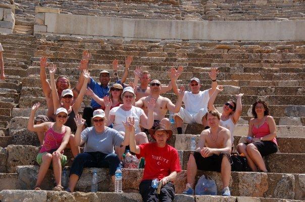 Efesus teatret